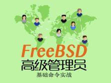 FreeBSD高级管理员2-基础命令实战视频课程