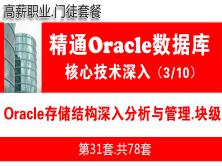 Oracle存储结构深入分析与管理_Oracle视频教程_基础深入与核心技术03