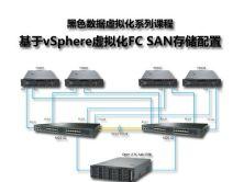 VMware vSphere专题之-基于vSphere虚拟化FC SAN配置视频课程