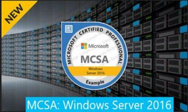 MCSA(MCSE)Windows Server 2016視頻課程