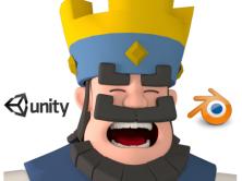 Unity3D+Blender 独立开发者搞定3D美术(1)视频课程