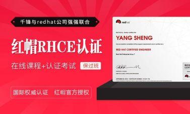 杨哥Linux红帽RHCE/RHCSA认证考试认证超细精讲+真实考题在线视频课程