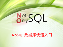 NoSQL数据库快速入门视频课程