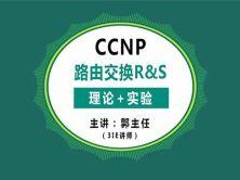 郭主任教你学网络—思科CCNP路由交换RS视频课程