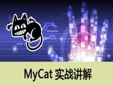 MyCat实战讲解(MySQL集群整合)实战视频课程