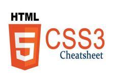 HTML5+CSS3理論+案例全套視頻教程【提供資料下載】