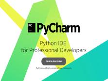 30分钟掌握Pycharm使用视频课程