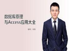 数据库原理及Access应用大全视频教程