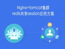 Nginx+tomcat集群redis共享session应用方案视频课程