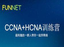 老司机带CCNA+HCNA一起学,网络工程师入门学这个就够了