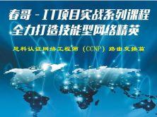 思科认证网络工程师(CCNP)路由交换篇