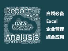 白领必备Excel企业管理综合应用实战视频课程