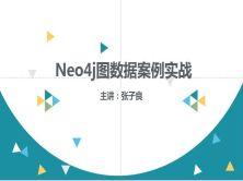 Neo4j图数据案例实战视频课程(附完整案例和数据集)