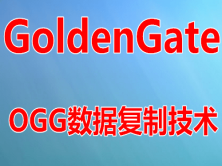 Oracle GoldenGate(OGG)复制技术完全解析精讲视频课程
