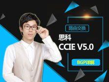 思科2016版CCIE V5.0-BGP专题讲解视频课程-讲师安德周亚军