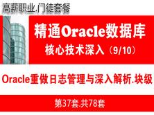 Oracle重做日志管理与深入解析_Oracle视频教程_基础深入与核心技术09