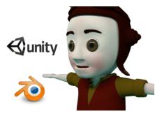 Unity3D+Blender 独立开发者搞定3D美术-基础篇视频课程