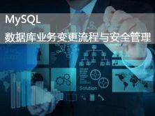 MySQL数据库业务变更流程与安全管理-老男孩运维DBA实战第十六部