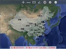 OpenGL 實現Google地圖瓦片的繪制,漫游