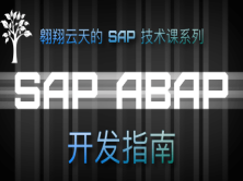 SAP ABAP开发指南