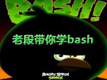 老段带你学bash视频课程