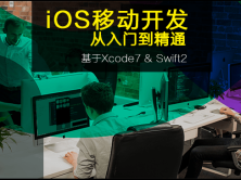 iOS移动开发从入门到精通(Xcode7 & Swift2精装版)