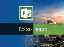 Project-管理項目(進階)