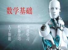 人工智能-數學基礎視頻課程