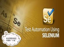 Selenium Webdriver UI层自动化测试基础与进阶篇-基于java语言(小强测试品牌)