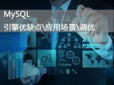 MySQL重要引擎优缺点-应用场景-调优-老男孩运维DBA实战第十部