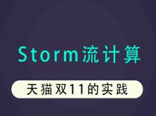 Storm流计算在天猫双11的实践系列视频课程