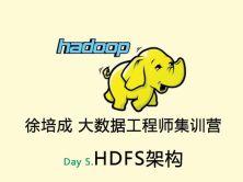 大数据培训班之Hadoop视频课程-day5(HDFS架构)