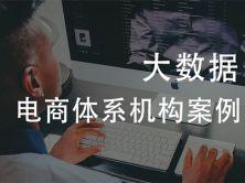 大数据电商体系机构案例视频课程
