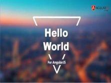 Angular企業級實戰教程視頻課程