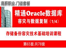 存儲備份容災技術基礎培訓課程_存儲技術_容災備份_Oracle視頻教程_數據庫容災與復制01