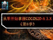 【李宁】Cocos2d-x 3.x视频教程第8季__绘图API与动画