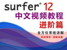 Surfer12从基础到进阶视频课程-进阶篇