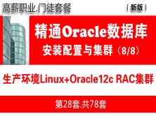 Linux系統Oracle12c RAC集群安裝配置_Oracle 12cR1 RAC集群項目實戰8
