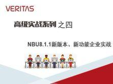 Veritas NBU 8.1.1 高级实战系列视频课程四 -企业项目实战培训视频课程