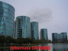 Hibernate基礎視頻課程