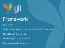 YII2框架开发与源码分析视频课程