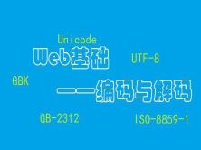 Web基础—编码与解码