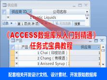 钟老师《ACCESS数据库从基础到开发》—任务式宝典教程