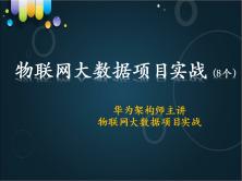 物联网大数据应用开发和业务架构设计(共3讲)
