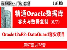 生產環境Oracle12cR2+DataGuard容災安裝與維護_Oracle數據庫容災與復制06