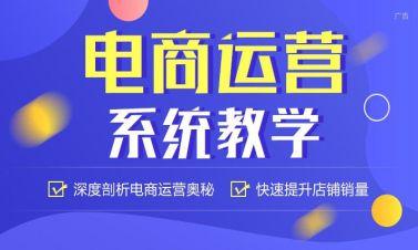 电商运营实操在线系统网课 玩转2018淘宝新规视频教程