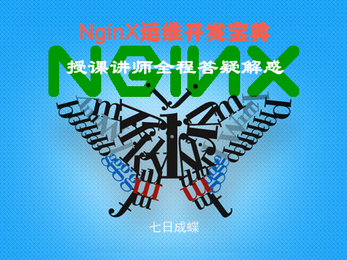 NginX运维开发宝典(第四篇:自动编入模块典型应用)