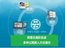 阿里云高阶实战 多种公网接入方式展示