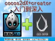 COCOS2DX+Creator入門到深入