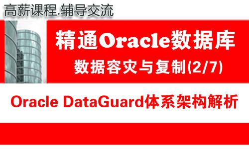 Oracle数据库高可用容灾入门培训教程_Oracle DataGuard容灾体系架构解析
